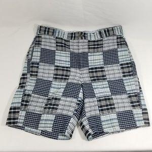 Men's Brooks Brothers Burmuda Shorts size 35 Plaid